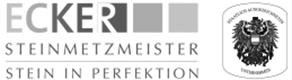 ProNaturstein - Vereinigung Österreichischer Natursteinwerke - Fachbetriebe in Österreich - ECKER Steinmetzmeister - Stein in Perfektion