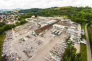 Pronaturstein - Österreich - Poschacher Natursteinwerke GmbH - Unternehmen - Betriebshof - Naturstein