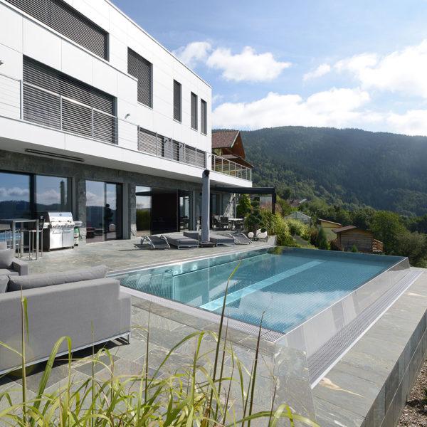 Pronaturstein - Österreich - Ein Privathaus in Sankt Urban / Kärnten - Lifestyle - ein Projekt von Kogler Naturstein