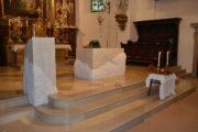 Pronaturstein - Österreich - Schreiber & Partner Natursteine GmbH - Kiche - Altar - Naturstein